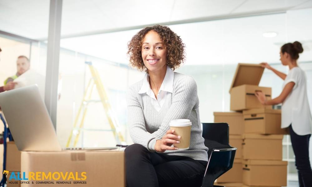 Office Removals dromad - Business Relocation