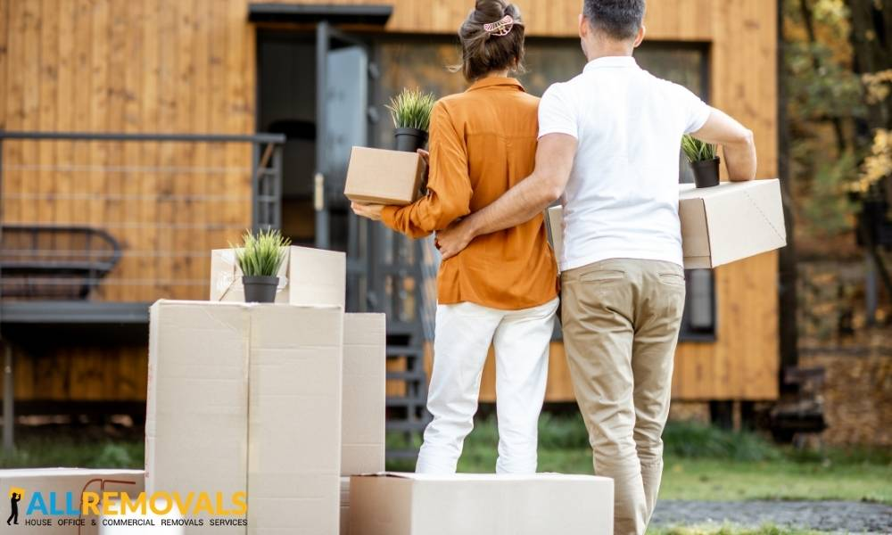 house moving achill sound - Local Moving Experts