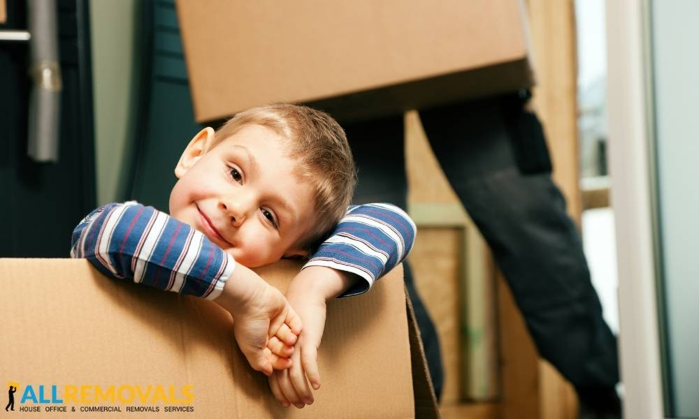 house moving bellacorick - Local Moving Experts