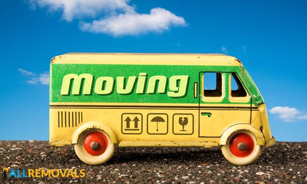 house moving garraun - Local Moving Experts