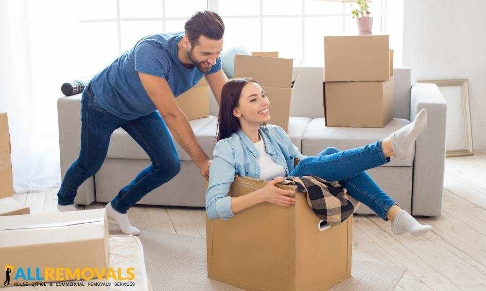 house moving gorteens - Local Moving Experts