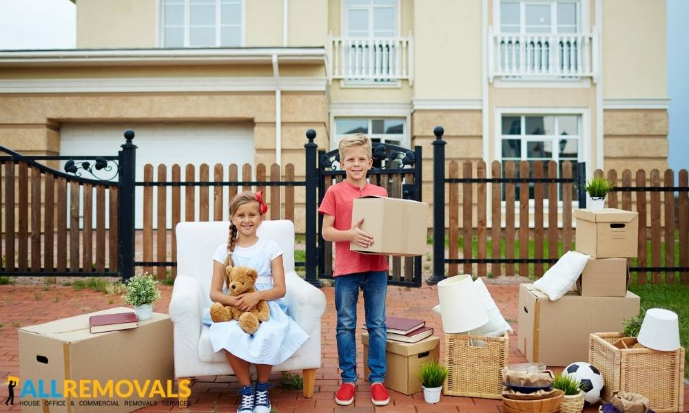 house moving hill of down - Local Moving Experts