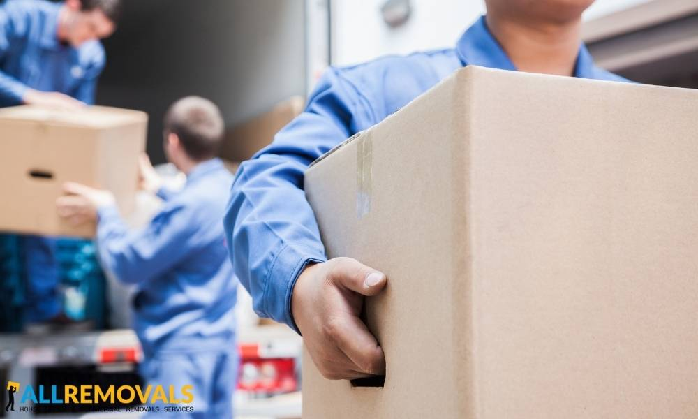 house moving north wall - Local Moving Experts