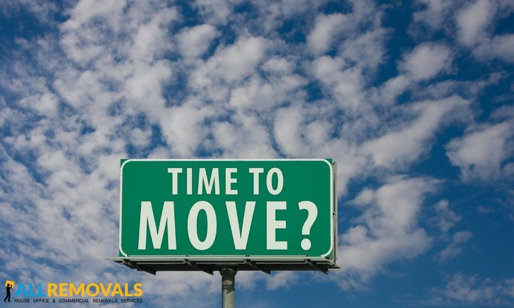 house moving shanlaragh - Local Moving Experts