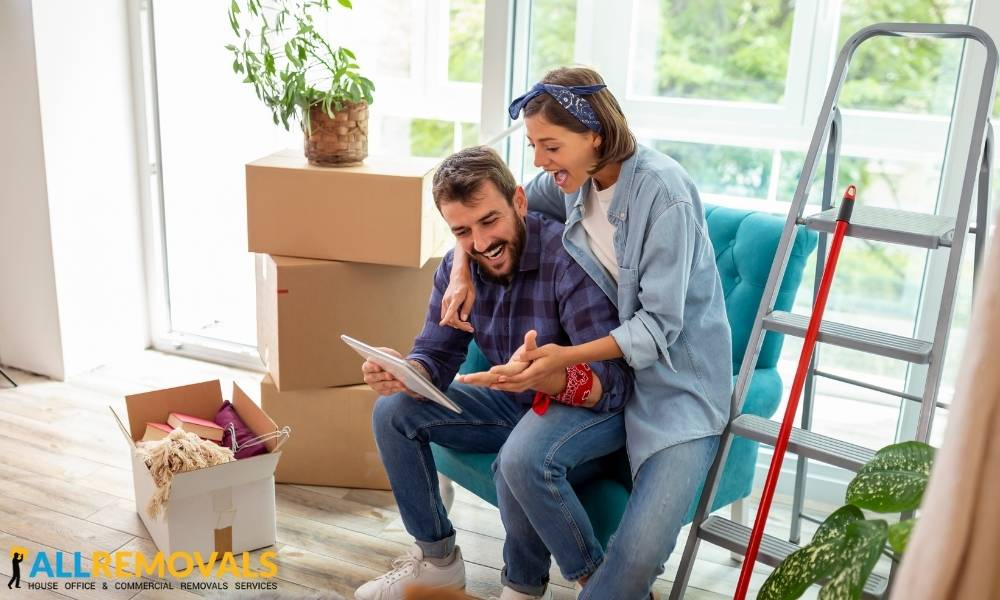 house moving the harrow - Local Moving Experts