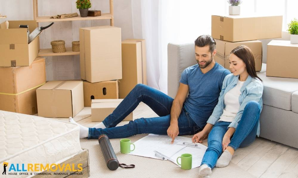 house removals cappataggle - Local Moving Experts