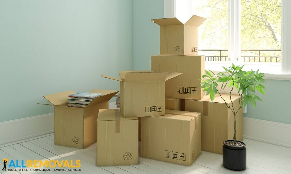 house removals derrybrien - Local Moving Experts