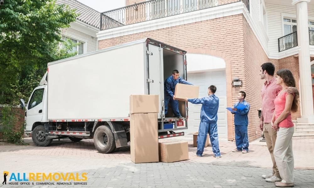 removal companies moyasta - Local Moving Experts